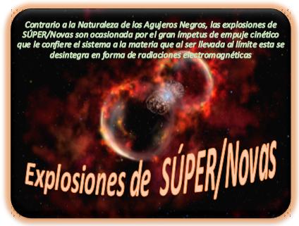 Explosiones de Supernova